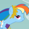 Rainbow Awesome Dash